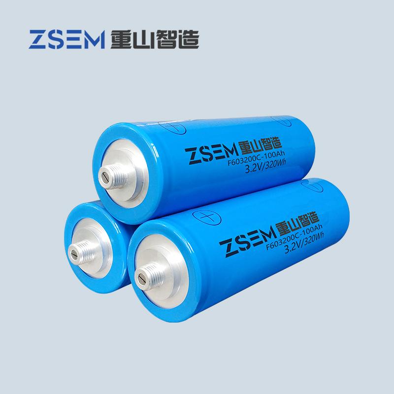 磷酸铁锂大圆柱电池 F603200C-100Ah