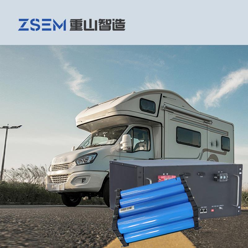 房车储能磷酸铁锂电池pack组