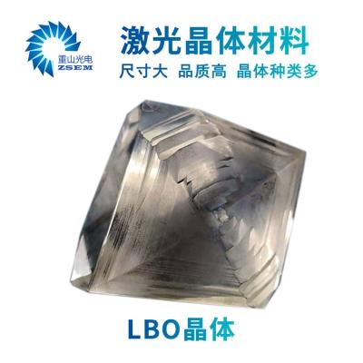 LBO晶体(三硼酸锂)高功率激光器晶体材料