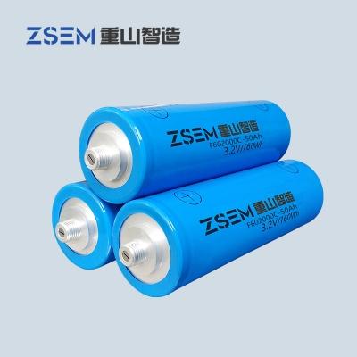 磷酸铁锂大圆柱电池 F602000C-50Ah