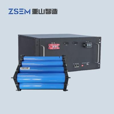 通讯基站储能电池pack组
