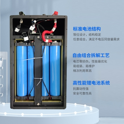 特种装备电源——磷酸铁锂电池pack