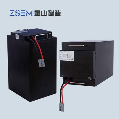 模块化并联功能 72V52Ah 磷酸铁锂电池PACK组